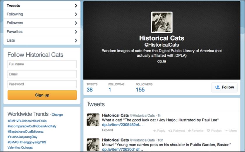 Historicalcats